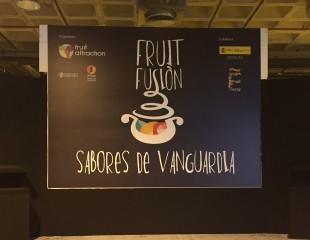 Instalación audiovisual en Fruit Fusion 2015
